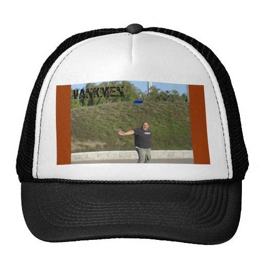 victor gets beaned, VANKMEN Mesh Hats