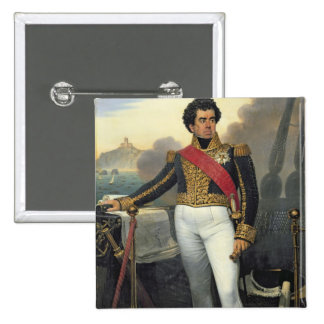 Victor Guy , baron Duperre, 1832 15 Cm Square Badge