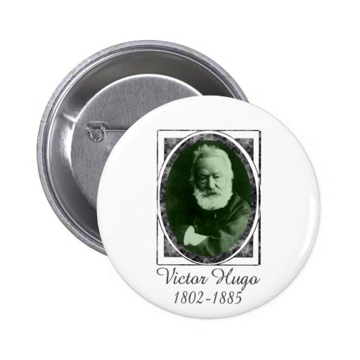 Victor Hugo Buttons