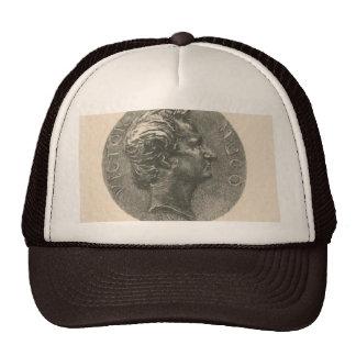 Victor Hugo Mesh Hat