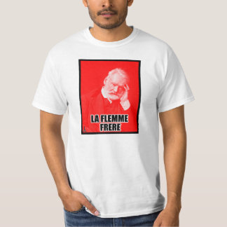 Victor Hugo Idleness T-Shirt