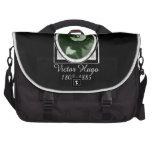 Victor Hugo Laptop Shoulder Bag