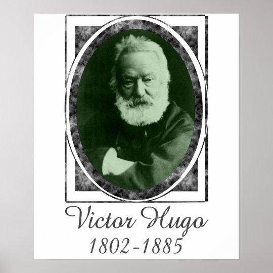 Victor Hugo Poster