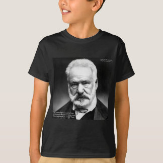 "Victor Hugo ""Tenderness"" Quote Gifts Mugs Cards T-Shirt"