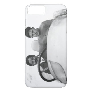 Victor Rigal at the 1914 French Grand Prix iPhone 8 Plus/7 Plus Case