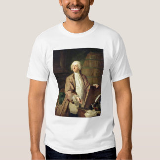 Victor Riquetti , Marquis of Mirabeau, 1743 Shirt
