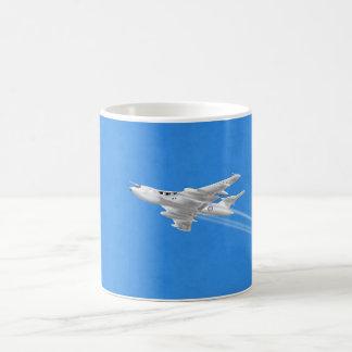 Victor V Bomber Coffee Mug