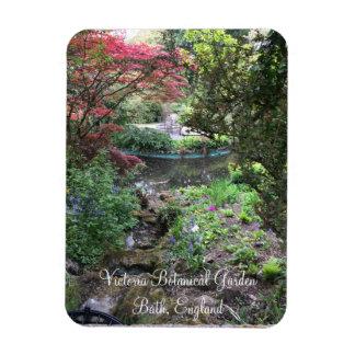 Victoria Botanical Garden Bath England Magnet