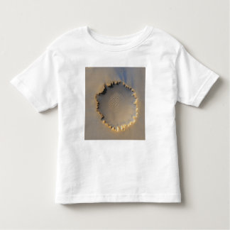 Victoria Crater on Mars Toddler T-Shirt