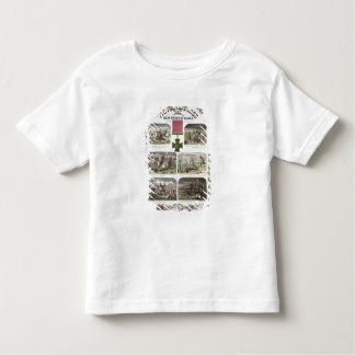 Victoria Cross, the New Order of Valour for the Ar Toddler T-Shirt