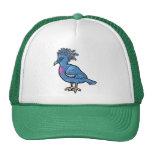 Victoria Crowned Pigeon Cap