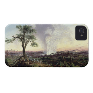 Victoria Falls at Sunrise, with 'The Smoke', or 'S Case-Mate iPhone 4 Cases