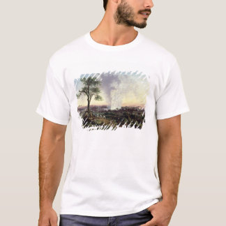 Victoria Falls at Sunrise, with 'The Smoke', or 'S T-Shirt