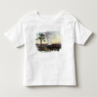 Victoria Falls at Sunrise, with 'The Smoke', or 'S Toddler T-Shirt