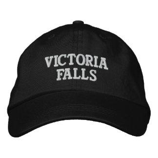Victoria Falls Embroidered Baseball Cap