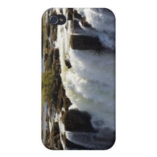 Victoria Falls, Zambesi River, Zambia. 2 Cases For iPhone 4