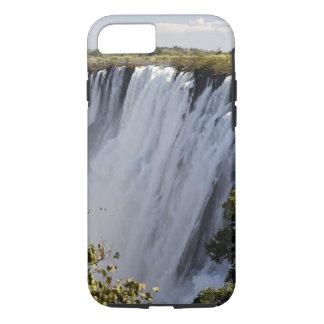 Victoria Falls, Zambesi River, Zambia. iPhone 7 Case