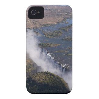 Victoria Falls, Zambesi River, Zambia - Zimbabwe Case-Mate iPhone 4 Cases
