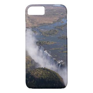 Victoria Falls, Zambesi River, Zambia - Zimbabwe iPhone 7 Case
