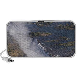 Victoria Falls, Zambesi River, Zambia - Zimbabwe Laptop Speaker