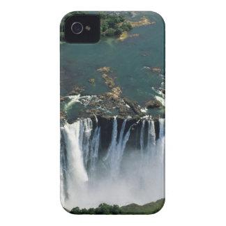 Victoria Falls, Zambia to Zimbabwe border. The iPhone 4 Cover