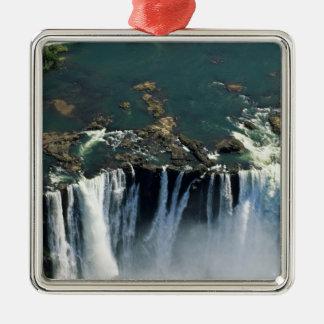 Victoria Falls, Zambia to Zimbabwe border. The Christmas Ornament