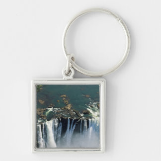 Victoria Falls, Zambia to Zimbabwe border. The Key Ring