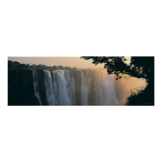 Victoria Falls, Zimbabwe, Africa Poster