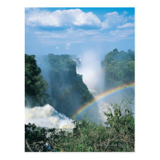 Victoria Falls, Zimbabwe Post Card
