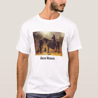 Victoria Horse, Queen Victoria T-Shirt