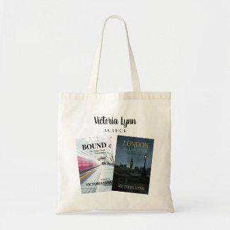 Victoria Lynn Book Cover Tote