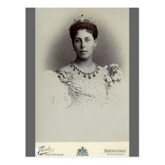 Victoria Melita Grand Duchess Cyril #011D Postcard