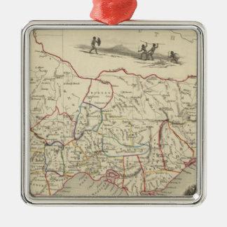 Victoria or Port Phillip Christmas Ornament
