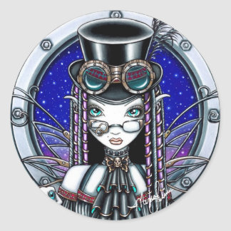 Victoria Steam Punk Faerie Stickers
