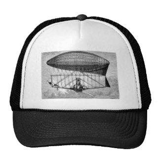 Victorian Airship Dirigible Blimp Mesh Hat