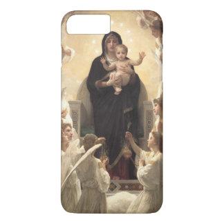 Victorian Angels, Regina Angelorum by Bouguereau iPhone 8 Plus/7 Plus Case
