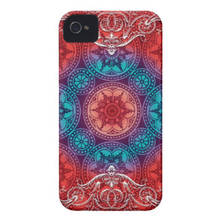 Victorian Arabesque, GLORIOSA iPhone 4 Case-Mate Cases