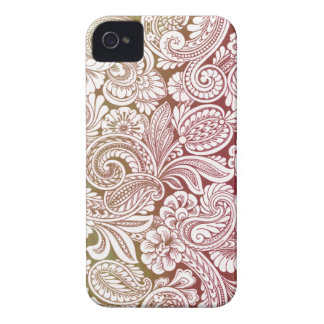 Victorian Arabesque, HALYDON iPhone 4 Cases
