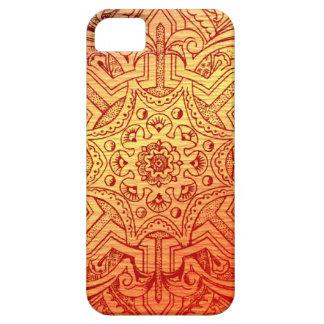Victorian Arabesque, IDALIS - Sunset iPhone 5 Cases