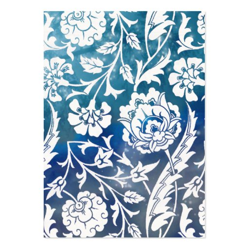 Victorian Arabesque, LADY CIARA - Blue & White