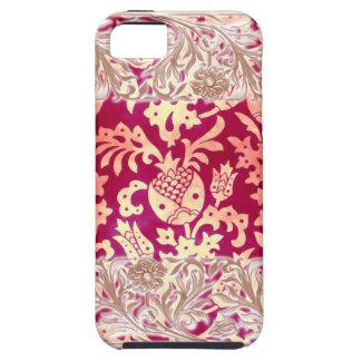 Victorian Arabesque, POMEGRANATE NOUVEAU iPhone 5 Case