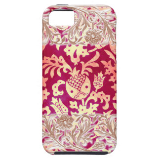 Victorian Arabesque, POMEGRANATE NOUVEAU Case For The iPhone 5
