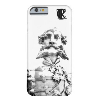 Victorian army officer phone case