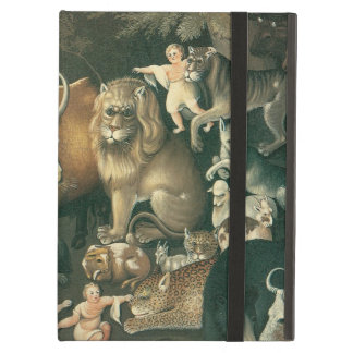 Victorian Art, Peaceable Kingdom by Edward Hicks Cover For iPad Air