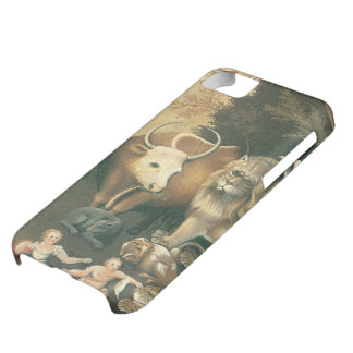 Victorian Art, Peaceable Kingdom by Edward Hicks iPhone 5C Case