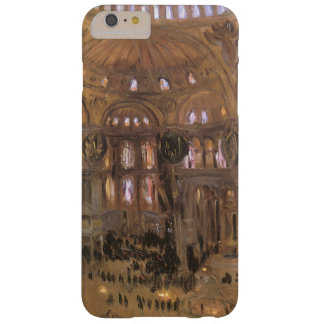 Victorian Art, Sketch of Santa Sophia by Sargent Barely There iPhone 6 Plus Case