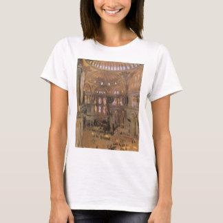 Victorian Art, Sketch of Santa Sophia by Sargent T-Shirt