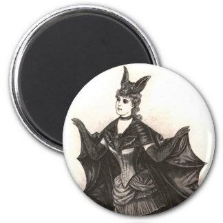 Victorian Bat - Magnet  #1