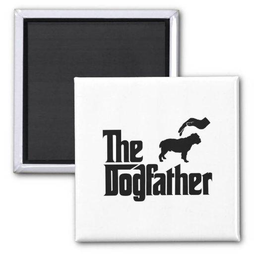 Victorian Bulldog Magnets
