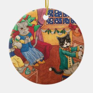 Victorian Christmas Christmas Ornament